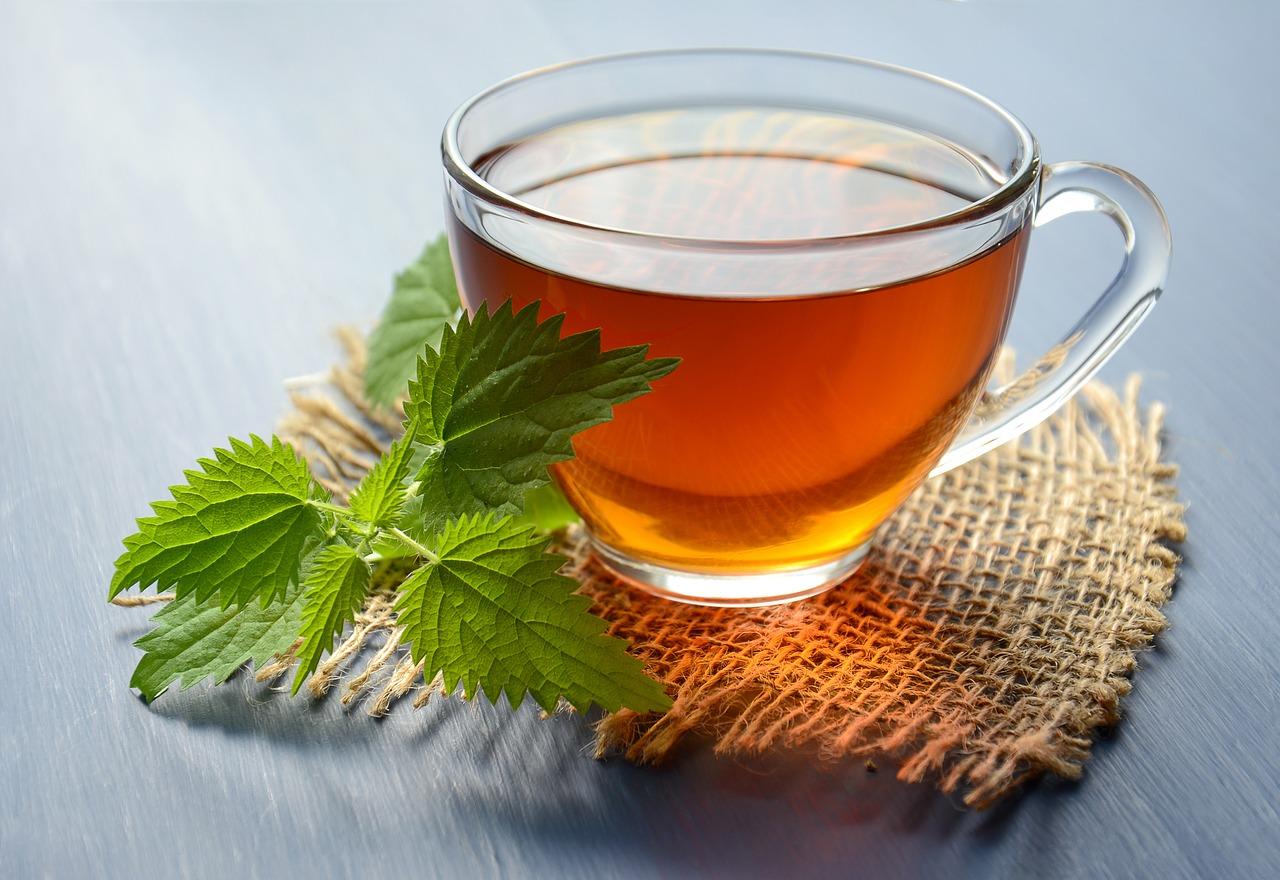 rester zen avec le thé