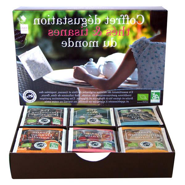 thé bio haut de gamme